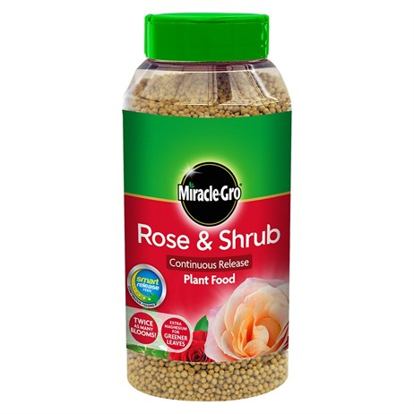 Miracle-Gro Rose & Shrub Continuous Release Plant Food 1kg (018951)