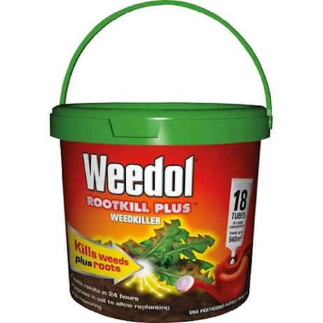 Weedol Rootkill Plus Liquidose 18 Tube (019023)
