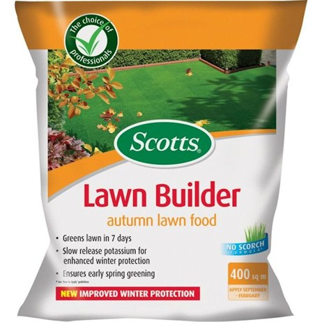 Scotts Lawn Builder Autumn 400m2 (167422)