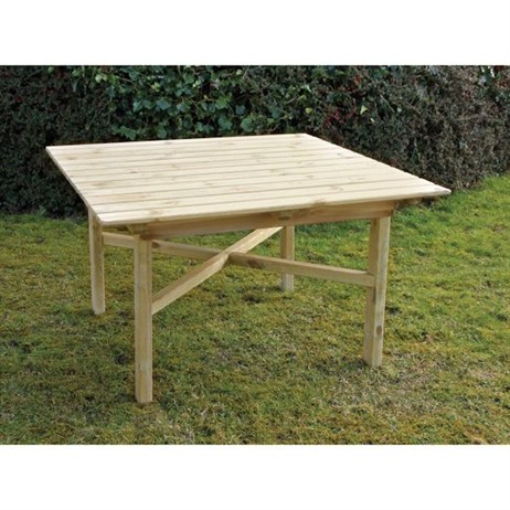 Zest 4 Leisure Abbey Square Table (DIRECT DISPATCH)