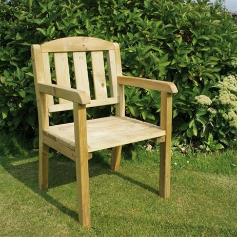 Zest 4 Leisure Caroline Chair (DIRECT DISPATCH)