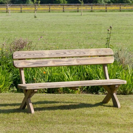 Zest 4 Leisure Harriet Bench (DIRECT DISPATCH)
