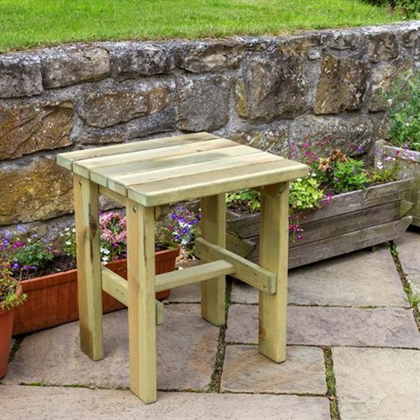 Zest 4 Leisure Lily Side Table (DIRECT DISPATCH)