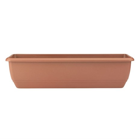 Stewart Garden Balconnière Trough - 50cm - Terracotta (2135034)