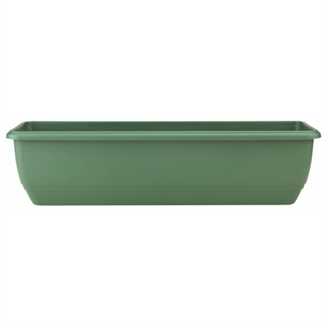 Stewart Garden Balconnière Trough - 50cm - Green (2135019)