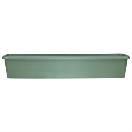 Stewart Garden Terrace Trough - 40cm - Green (2060019)