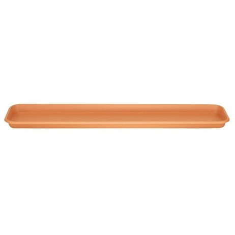 Stewart Garden Terrace Trough Tray - To Fit 40cm Pot - Terracotta (2061034)