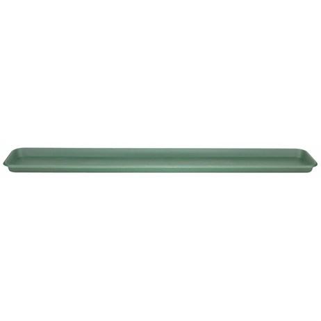 Stewart Garden Terrace Trough Tray - 100cm - Green (2067019)