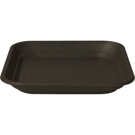 Stewart Garden Balconnière Square Tray - To Fit 40cm Balconnière Pot - Black (2150005)