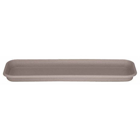 Stewart Garden Terrace Trough Tray - 60cm - Mocha (2063023)
