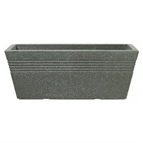 Stewart Garden Piazza Trough - 60cm - Marble Green (5040063)