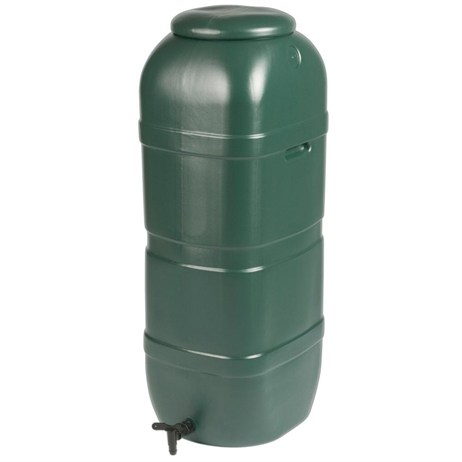 Strata 100L Slimline Water Butt (inc Tap and Lid) (GN334)
