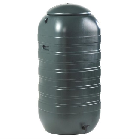 Strata 250L Slimline Water Butt (inc Tap and Lid) (GN340)