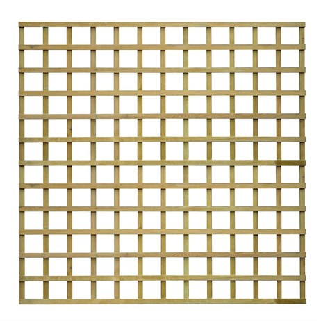 Zest 4 Leisure Square Trellis 1.83 x 0.615m