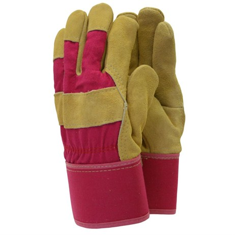 Town and Country Ladies Original Thermal Lined Rigger Gloves (TGL108M)