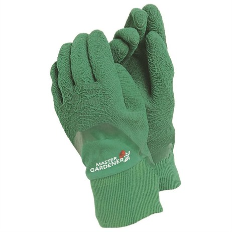 Town and Country Ladies Master Gardener Gloves - Green (TGL200)