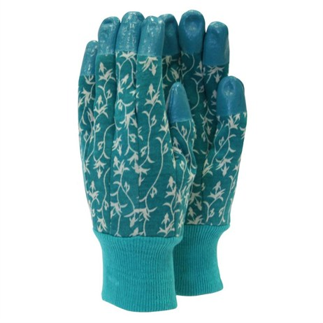 Town and Country Ladies Original Aquasure Jersey Gloves - Teal (TGL207)