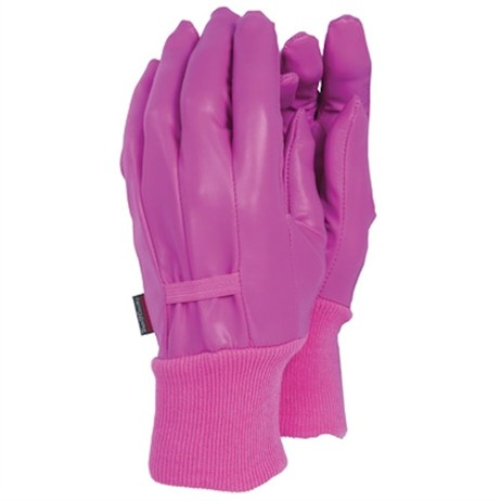 Town and Country Ladies Original Aquasure Camellia Vinyl Gloves (TGL210)
