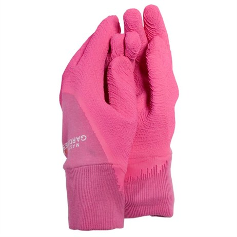 Town and Country Ladies Master Gardener Gloves - Pink (TGL271)