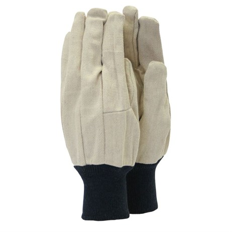 Town and Country Mens Original Canvas Gloves (TGL401)
