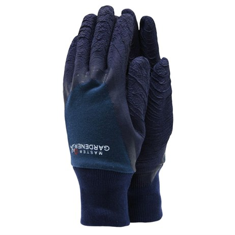 Town and Country Mens Master Gardener Gloves - Navy (TGL5235)
