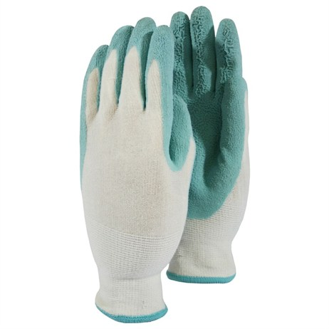 Town and Country Ladies Weed Master Bamboo Gloves - Mint - Small (TGL5269)