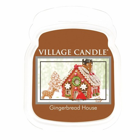 Village Candles - Gingerbread House Premuim Wax Melt (106101832)