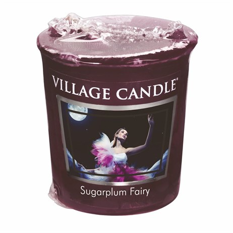 Village Candles - Sugarplum Fairy Premuim Votive Christmas Candle (106102091)