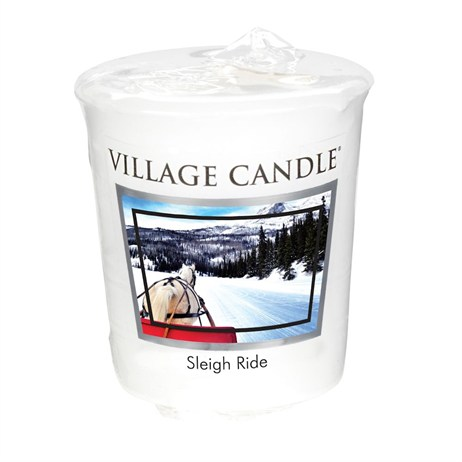 Village Candles - Sleigh Ride Premuim Votive Christmas Candle (106102821)