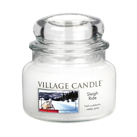 Village Candles - Sleigh Ride Premuim 11oz Christmas Candle (106311821)