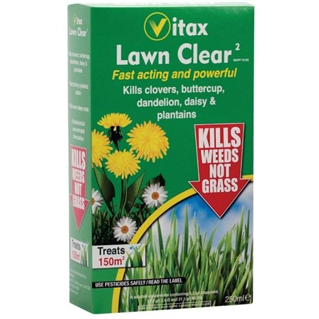 Vitax Lawn Clear Concentrate 250ml (5LC256)