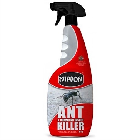 Vitax Nippon Ready-To-Use Ant & Crawling Insect Killer 750ml (5NI750)
