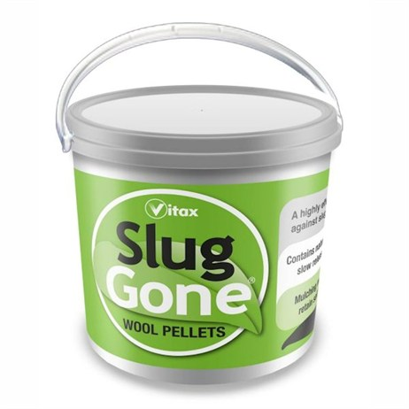 Vitax Slug Gone 10L (5SLG10)
