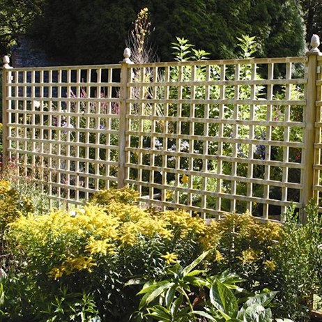 Heavy Duty Trellis 180x121cm from Woodlands