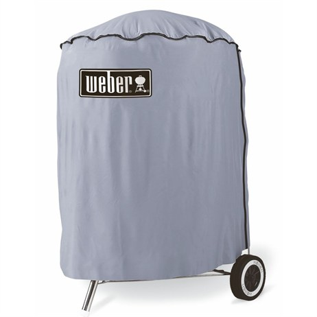 Weber Charcoal Barbecue Cover - Vinyl Cover for 57cm Kettles (7451)
