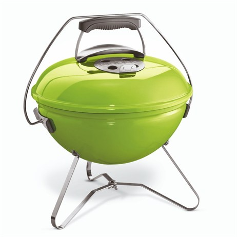 Weber Smokey Joe Premium - Spring Green (1127704) Charcoal Barbecue