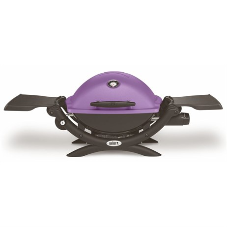 Weber Q1200 - Fuchsia (51210074) Gas Barbecue