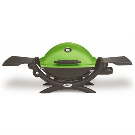 Weber Q1200 - Green (51070074) Gas Barbecue