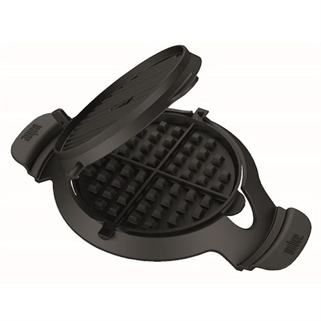 Weber Original GBS Waffle/Sandwich Iron (8849) Barbecue Accessory