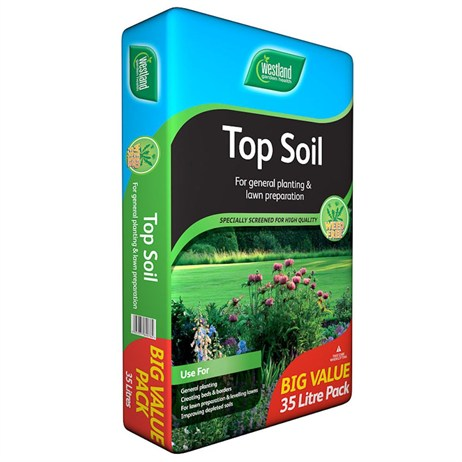 Westland Top Soil (Big Value Bag) 35L (10400095)