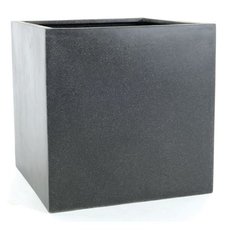 Woodlodge Polylite Cube Pot 50cm (YPLCUBE1)