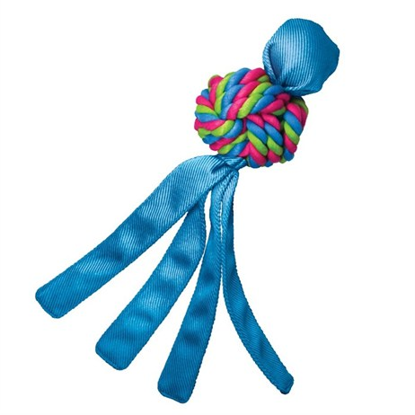 Kong Small Wubba Weaves - Blue (WV3)