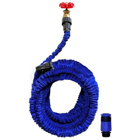 XHose 50ft Hosepipe with Tap Adaptor