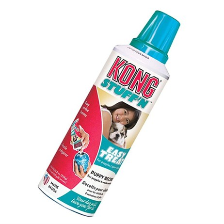 Kong Stuff 'n Paste (226g) Easy Treat for Puppies (XS4)