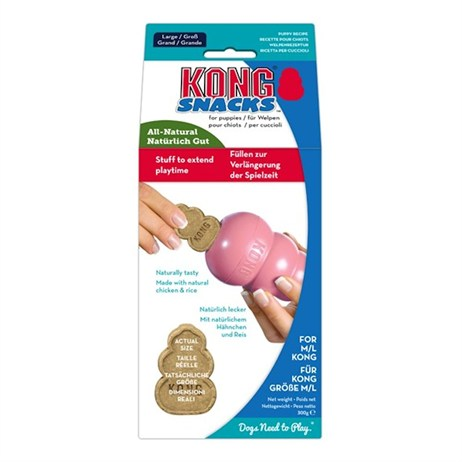 Kong Stuff n' Mini (200g) Chicken/Rice Snaps for Puppies (XY3)