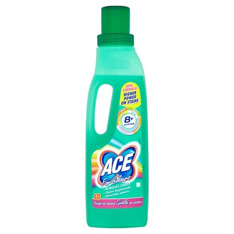 Ace For Colours Stain Remover Cleaner - 1L (Mrs Hinch)
