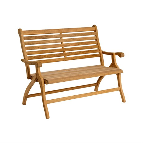 Alexander Rose Roble Folding Bench - 4ft (119)