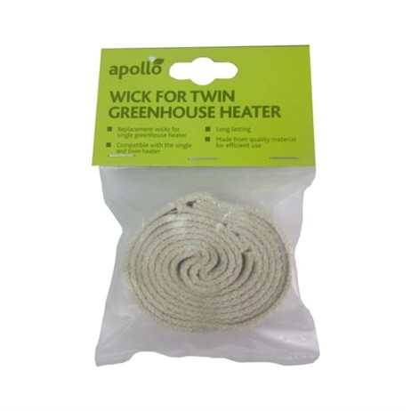 Apollo Wick For Twin Greenhouse Heater (77061)