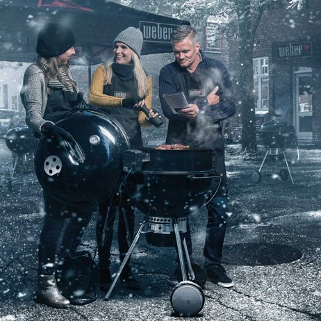 Autumn / Winter Weber BBQ Course - Weber Cooking Event - Sunday 18th November 2018