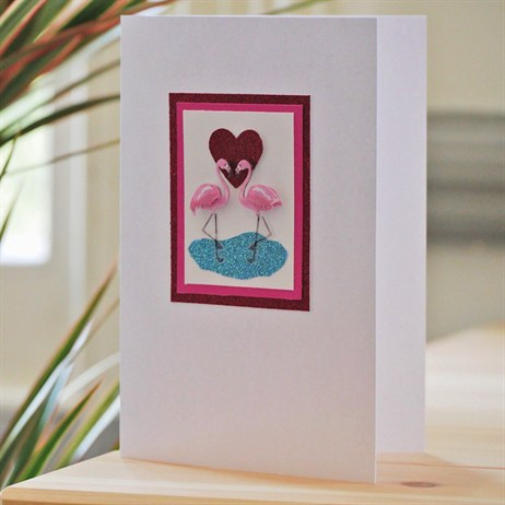Bagshot Card Making Workshop - Romance - Thursday 28th June 2018